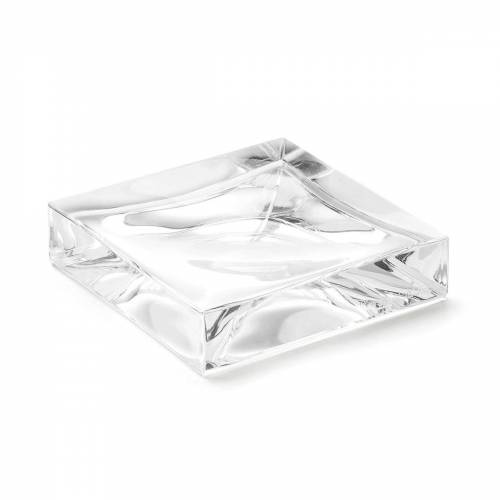 Kartell - Seifenschale, transparent