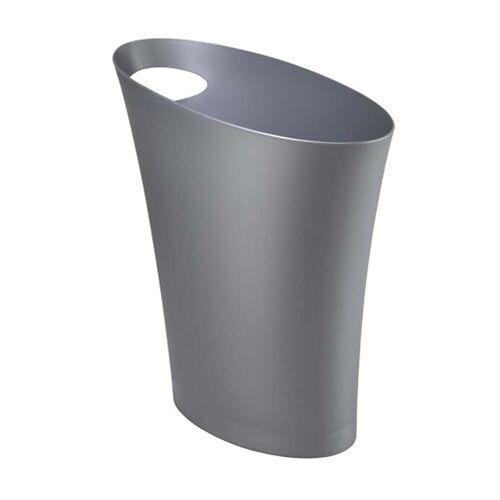 Umbra - Skinny Abfalleimer, silber