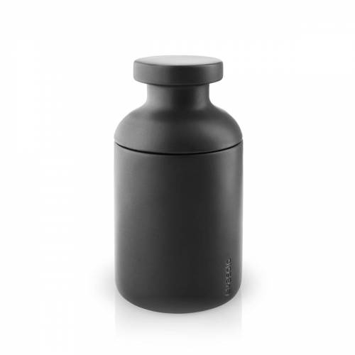 Eva Solo - Behälter mit Deckel, schwarz matt