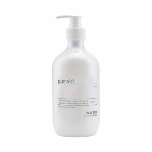 Meraki - Handseife, Pure, 490 ml