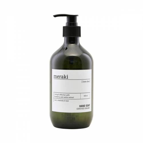Meraki - Handseife, Linen Dew, 490 ml