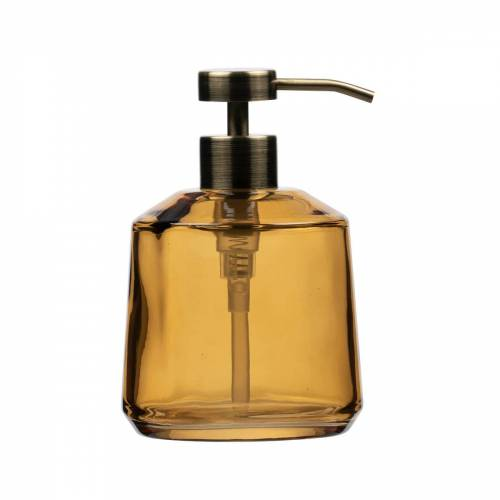 Södahl - Vintage Seifenspender, amber