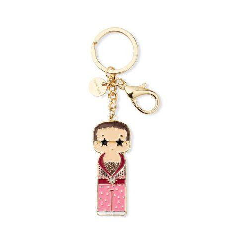 Lucie Kaas - Sketch Inc. Schlüsselanhänger, Elton in pink