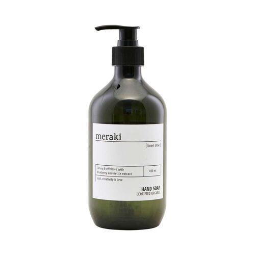 Meraki - Handseife, Linen Dew, 490 ml