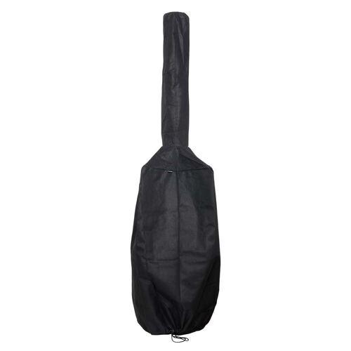 Morsø - Cover für Kamino Außenkamin mit Sockel, schwarz