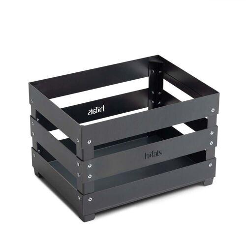 höfats - Crate Feuerkorb, schwarz