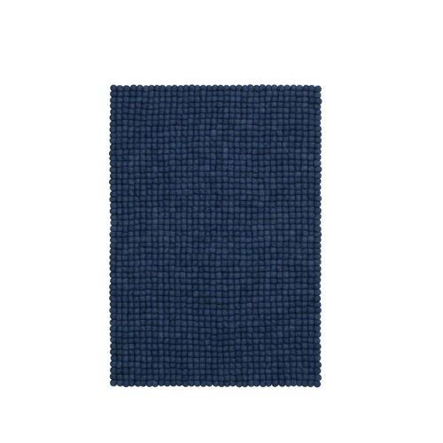 myfelt - Alva Filzkugelteppich, 70 × 100 cm