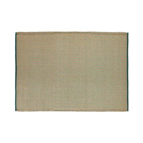 HAY - Tapis Teppich, 170 x 240 cm, schwarz / grün
