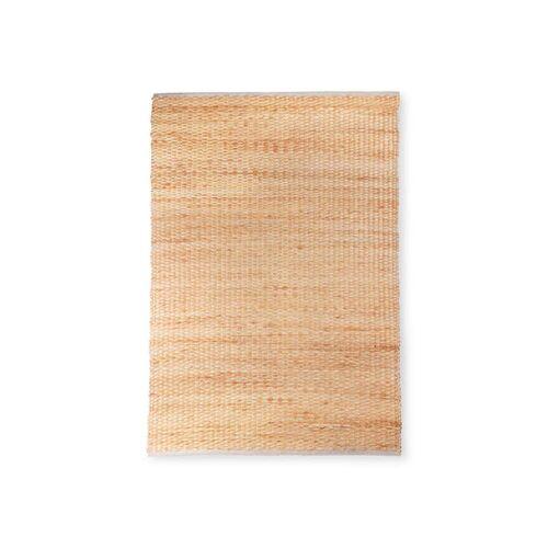 HKliving - Jute Teppich, 120 x 180 cm, natur
