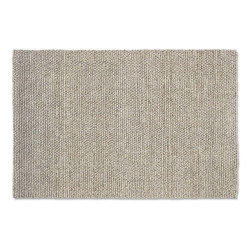 HAY - Peas Teppich 200 x 300 cm, soft grey