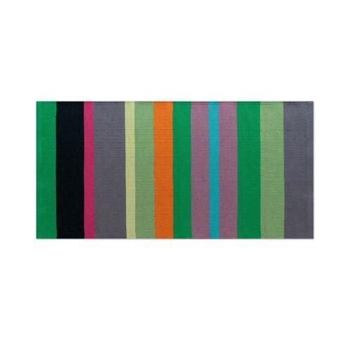 Remember - Teppichläufer 70 x 140 cm, Kiwi kurz