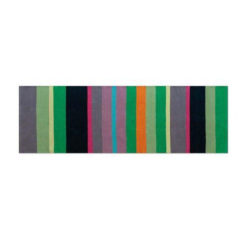 Remember - Teppichläufer 80 x 250 cm, Kiwi lang