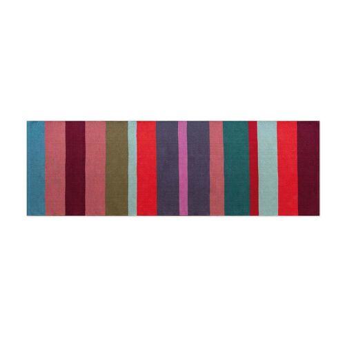 Remember - Teppichläufer 80 x 250 cm, Malve lang