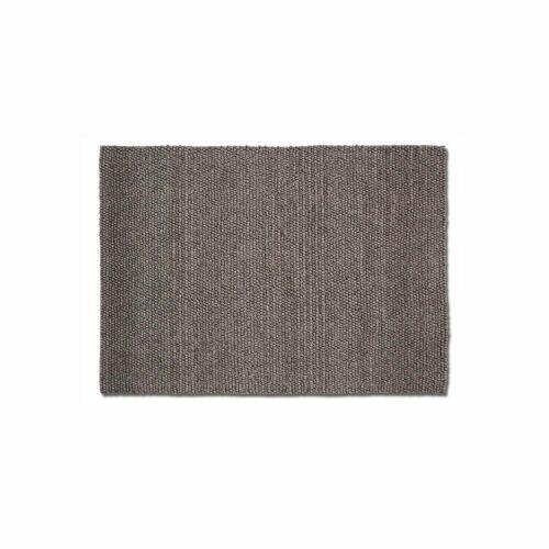 HAY - Peas Teppich 140 x 200 cm, dark grey