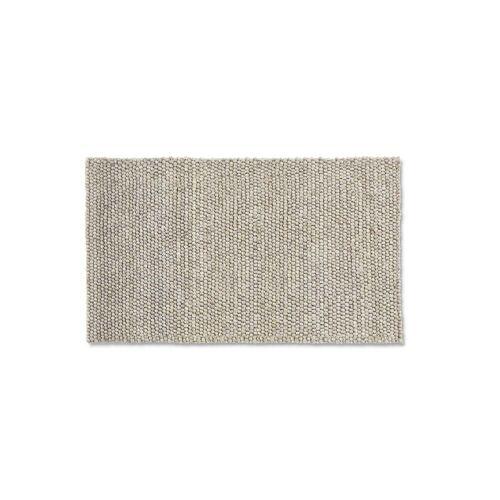 HAY - Peas Teppich 80 x 140 cm, soft grey