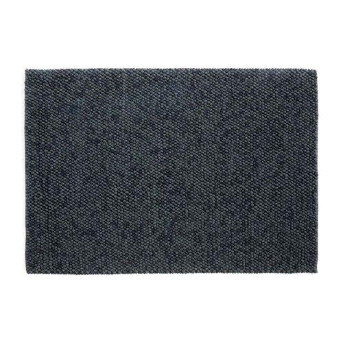 HAY - Peas Teppich, 240 x 170 cm, dark grey