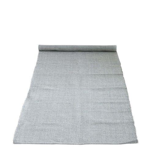 Bloomingville - Teppichläufer, 240 x 75 cm, grau