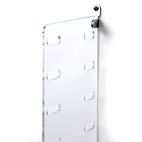 String - Seitenwand Plexiglas 75 x 20 cm (2er-Pack), klar