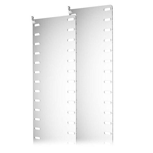 String - Seitenwand Plexiglas 50 × 30 cm (2er-Pack), klar
