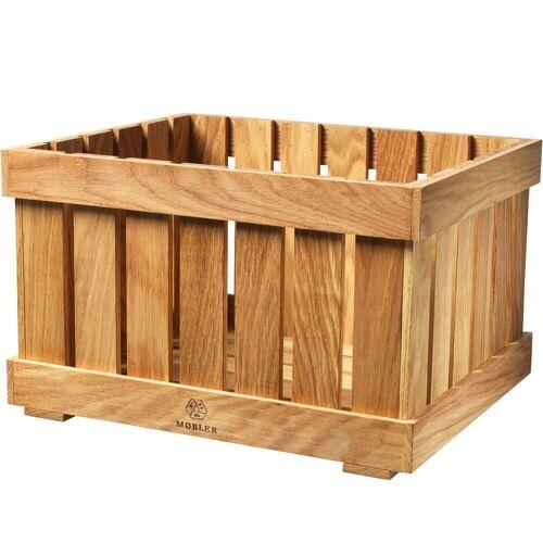 FDB Møbler - X1 Apple box Obstkiste XL, Eiche natur