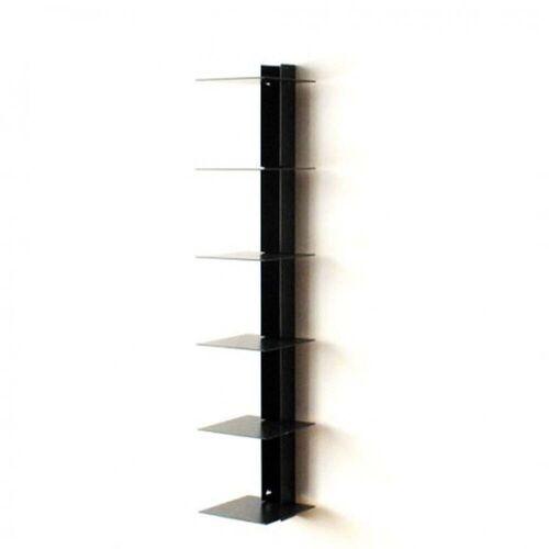 Haseform - Bücherturm, anthrazit (90 cm)