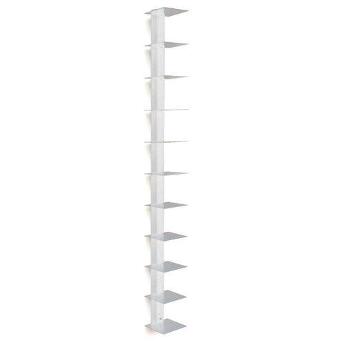 Haseform - Bücherturm XL, weiß (180 cm)