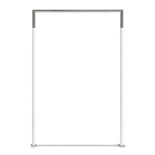 Frost - Bukto C-stand Kleiderständer 100 x 150 cm, weiß