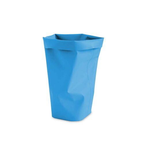L&Z - Roll-Up Papierkorb M, französisch blau