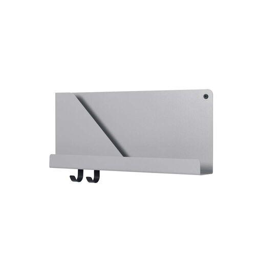 Muuto - Folded Shelves 51 x 22 cm, grau