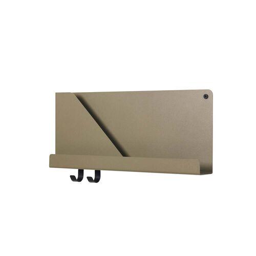 Muuto - Folded Shelves 51 x 22 cm, olive