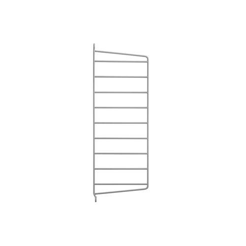String - Wandleiter für String Regal 50 x 20 cm, grau
