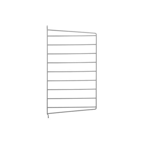 String - Wandleiter für String Regal 50 x 30 cm, grau