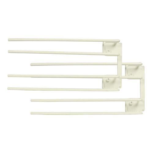 String - Hanger Rack Modul für Weingläser, 16 x 30 cm, weiß (2er-Set)