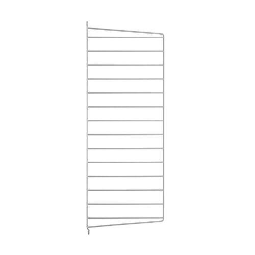 String - Wandleiter für String Regal 75 x 30 cm, grau