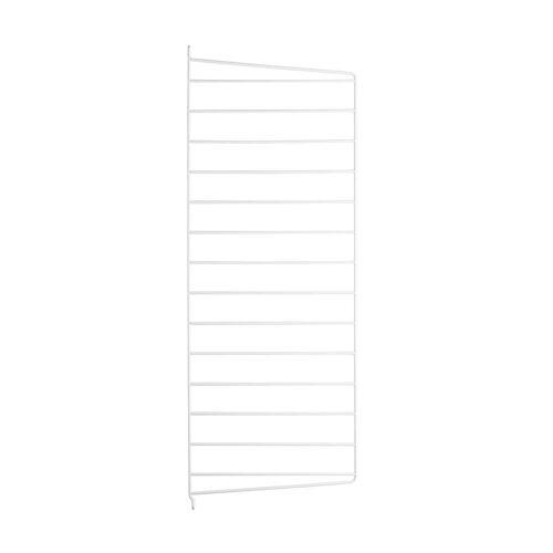 String - Wandleiter für String Regal 75 x 30 cm, weiß