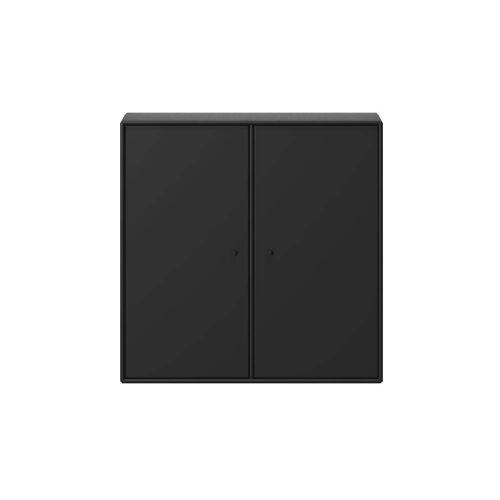 Montana - Cover Schrank mit Aufhängung, schwarz