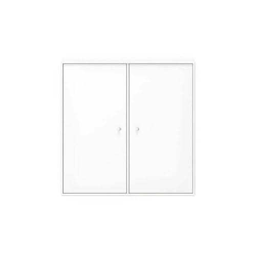 Montana - Cover Schrank mit Aufhängung, new white