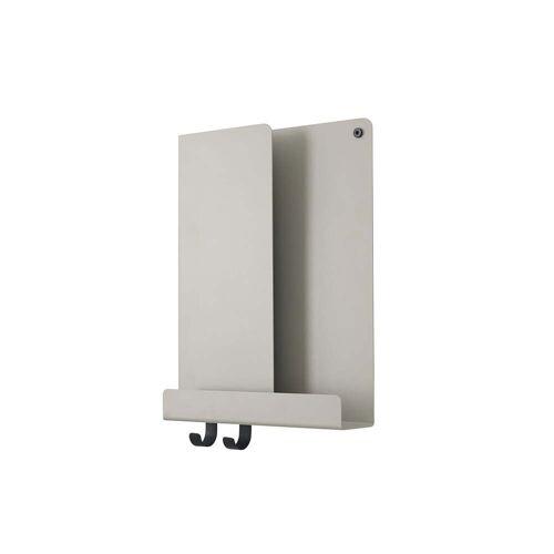 Muuto - Folded Shelves, 29.5 x 40 cm, grau