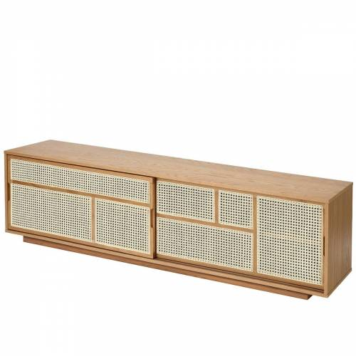 Design House Stockholm - Air Sideboard/ TV- Konsole, Eiche