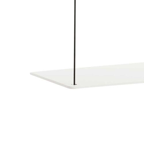Woud - Regalbrett für Stedge Wandregal 80 cm, weiß