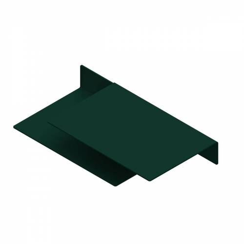 New Tendency - Float Shelf Wandregal, dunkelgrün