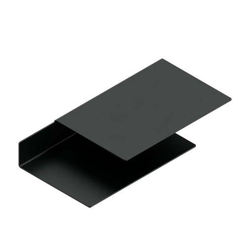 New Tendency - Float Shelf Wandregal, schwarz
