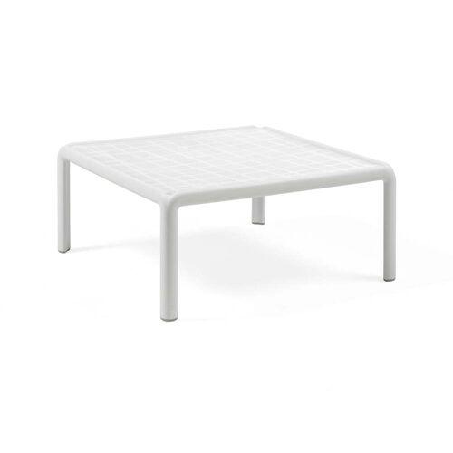Nardi - Komodo Gartentisch 70 x 70 cm, weiß