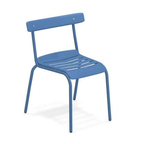 Emu - Miky Gartenstuhl, blau