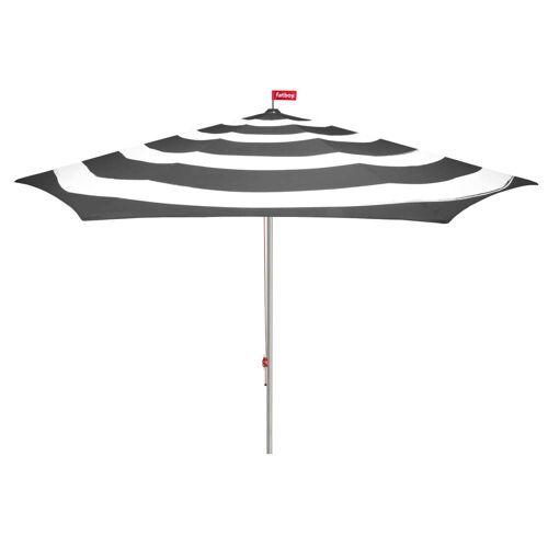 Fatboy - Stripesol Sonnenschirm, anthrazit