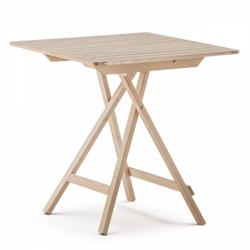Fiam - Robin 70 Wooden Table, Robinie