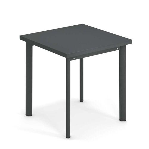 Emu - Star Tisch H 75 cm, 70 x 70 cm, antikeisen