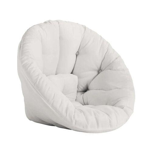 KARUP Design - Nido OUT Futon-Sessel, weiß (401)
