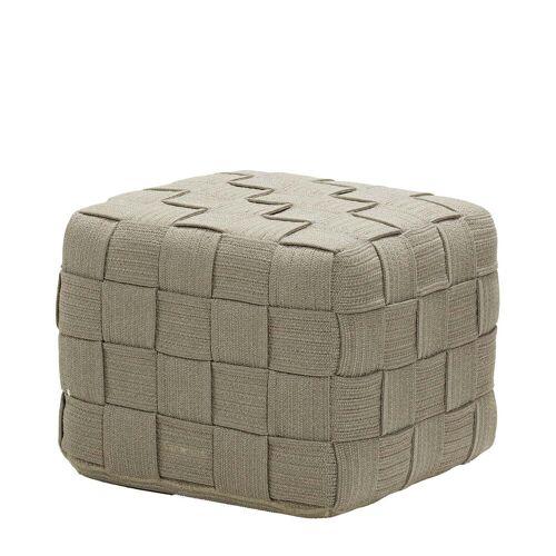 Cane-line - Cube Hocker (8340), taupe
