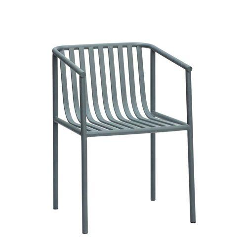 Hübsch Interior - Outdoor Stuhl, grau